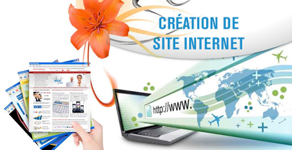 Création de site internet   pourquoi opter pour un éditeur gratuit ... 3d499c335e94